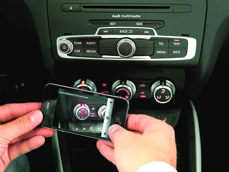 Audi разработала приложение, объясняющее водителю значения символов
