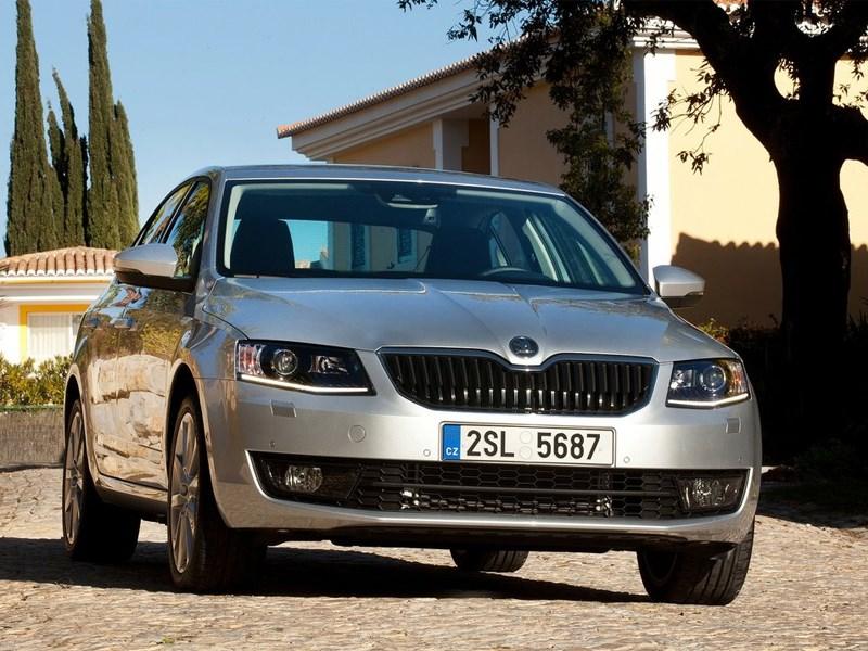Skoda наладила производство новой Octavia в Индии