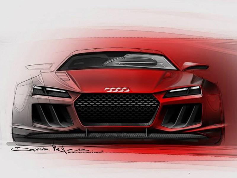 Audi готов представить новую версию концепт-кара Quattro