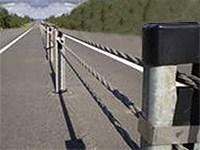 Подмосковные дороги обтянут стальными тросами