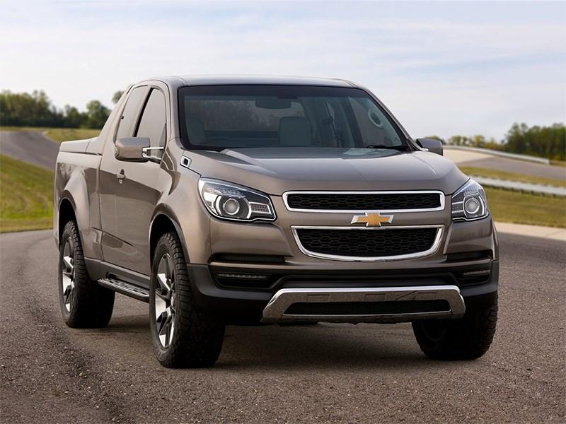 Пикапы Chevrolet Colorado и GMC Canyon получат дизельные агрегаты