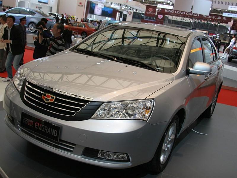 Россия стала крупнейшим рынком сбыта для китайской компании Geely