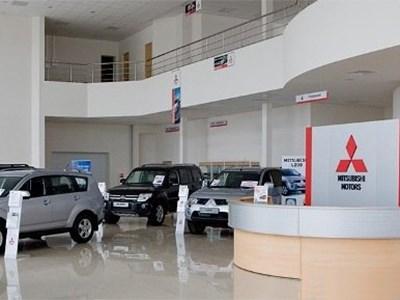 Mitsubishi в сентябре продала в России шесть с половиной тысяч машин