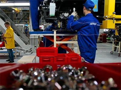 Производство на «Автоторе» по итогам года будет на 8% меньше запланированного