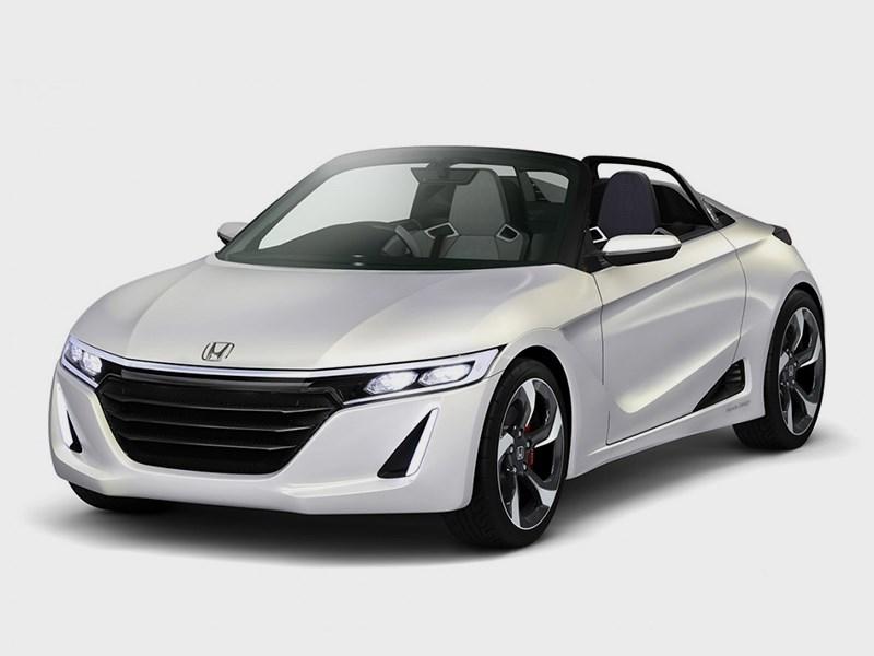 Honda покажет в Токио концепт нового родстера