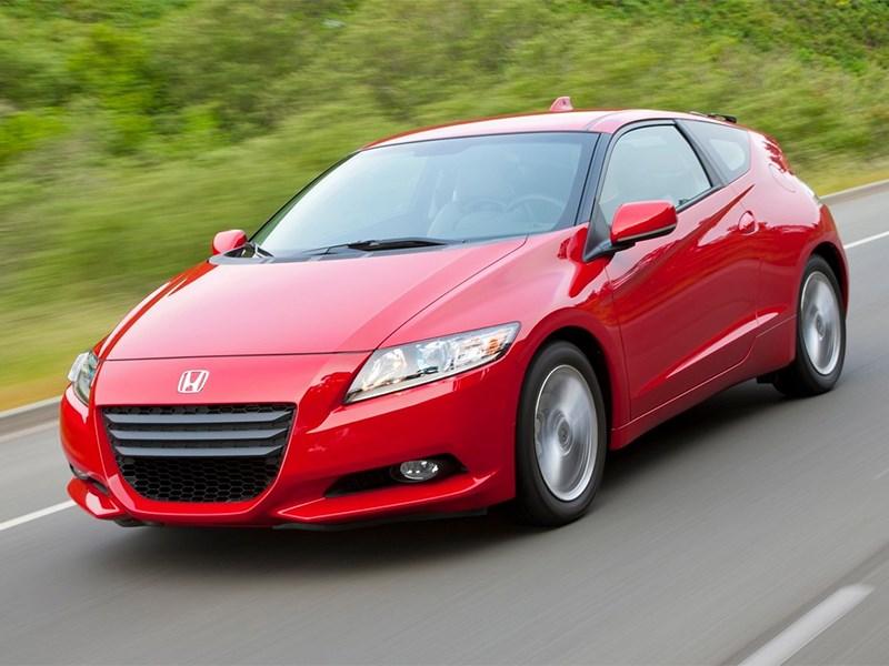 Гибридные модели Honda Insight и CR-Z покинут европейский рынок