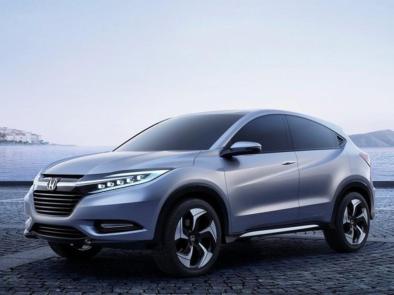 Honda представит в Токио серийную версию кроссовера Urban SUV