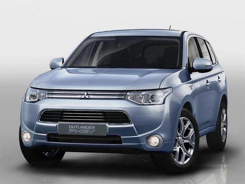 Mitsubishi Outlander PHEV сертифицирован для продаж в России
