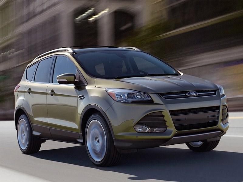 Ford отзывает более 160 тысяч автомобилей Escape в связи с возгоранием двигателя