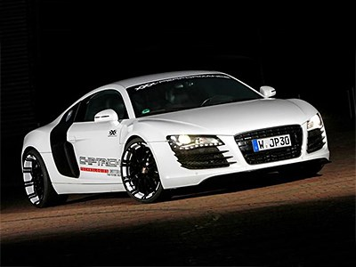 Тюнеры xXx Performance разработали спорт-пакет для Audi R8