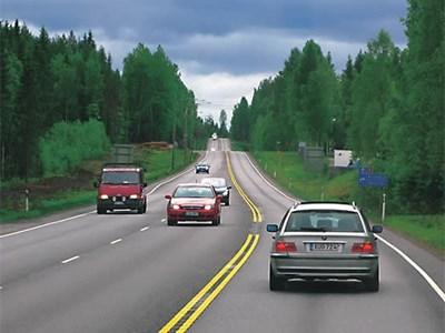 Финляндия предложила соединить Петербург и Хельсинки автомагистралью