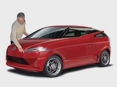 Tata Motors пригласила дизайнера известных европейских моделей прошлого века