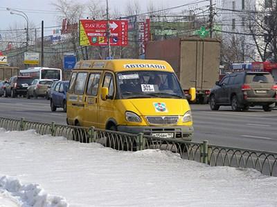В Москве к концу года почти не останется «маршруток»