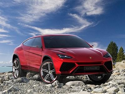 Серийный Lamborghini Urus выйдет на рынок в 2017 году