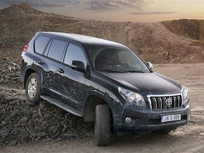 Toyota отзывает 264 автомобиля с российского рынка