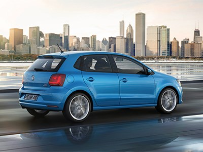 Гибридная модификация хэтчбека Volkswagen Polo выйдет уже в будущем году