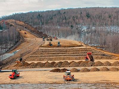 «Росавтодор» поделился планами по строительству и реконструкции дорог в текущем году