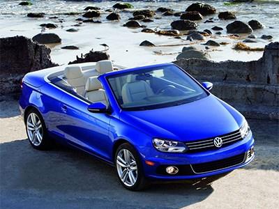 Кабриолет Volkswagen Eos не получит преемника