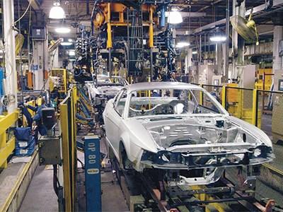 Работники завода Ford Sollers во Всеволожске не согласны с условиями сокращения штата