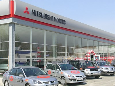 Продажи автомобилей Mitsubishi в России достигли рекордного показателя