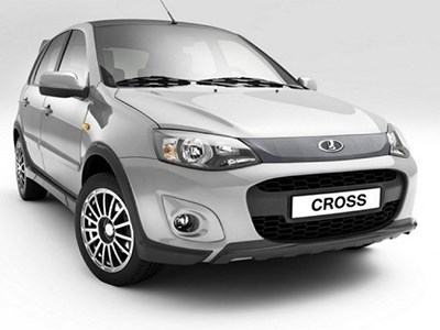 «АвтоВАЗ» подготовил тестовый образец вседорожного универсала Lada Kalina Cross