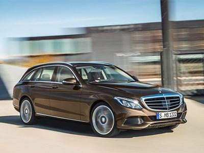 Универсал Mercedes-Benz C-Class представлен официально