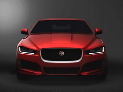Новый Jaguar XE появится в продаже в начале будущего года