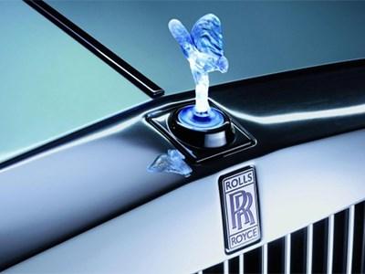 Первый внедорожник в истории марки Rolls-Royce получит имя крупного алмаза