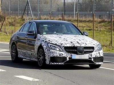 Премьера Mercedes-Benz C 63 AMG пройдет в рамках октябрьского автосалона в Париже
