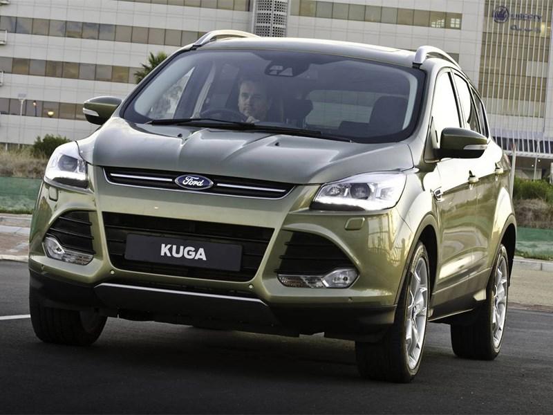 В России собран двадцатитысячный экземпляр модели Ford Kuga