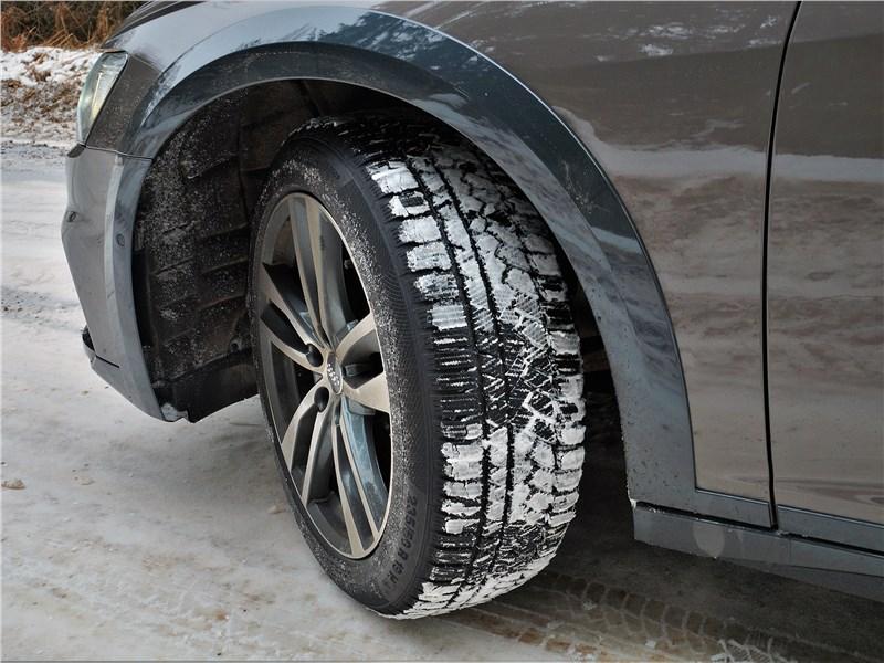 Audi A6 allroad quattro (2020) колесо