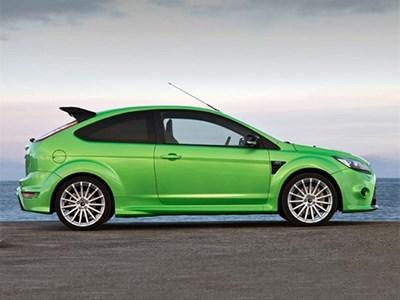 Новый Ford Focus RS появится в 2016 году