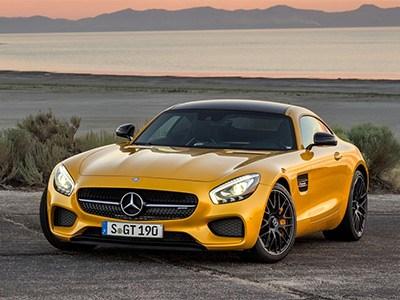 Mercedes-Benz представил в Париже новый суперкар AMG GT