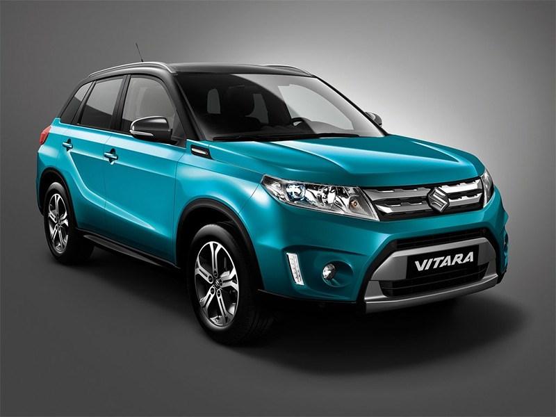 Новый Suzuki Vitara - Suzuki Vitara 2015 Возвращение