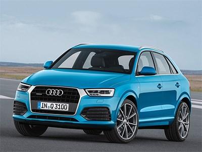Появилась официальная информация об обновленном кроссовере Audi Q3