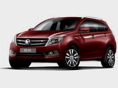 Dongfeng и Nissan представят в Гуанчжоу свой новый бюджетный кроссовер