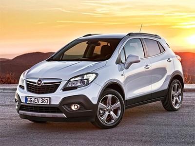 На заводе General Motors в Петербурге будут собирать Opel Mokka