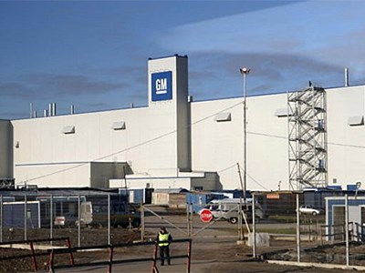 Завод General Motors в Петербурге не закроют