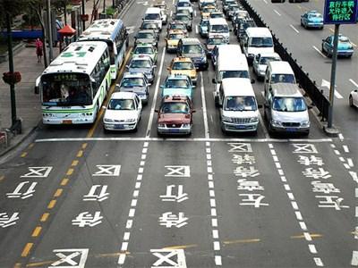 На долю Китая приходится 15% всех автомобилей мира