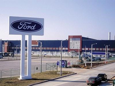 Работа завода Ford Sollers возобновится после 19 января