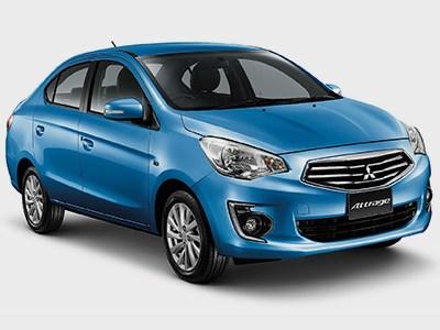 Mitsubishi Attrage появится на европейском авторынке