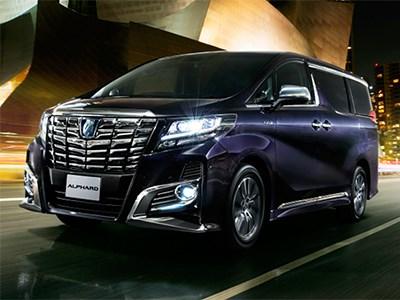 Toyota Alphard нового поколения скоро появится на российском рынке