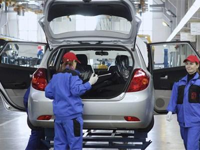 Работа производственных площадок «Автотор» в Калининграде возобновлена