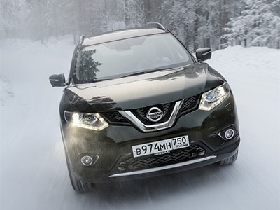 Nissan X-Trail нового поколения уже доступен в России