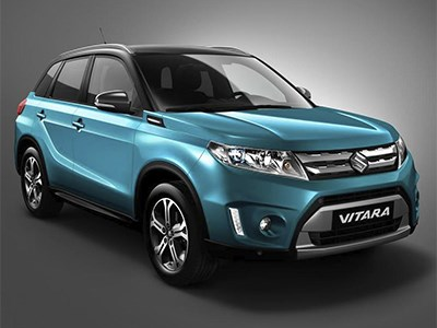 Новый кроссовер Suzuki Vitara будет стоить меньше 1 млн рублей