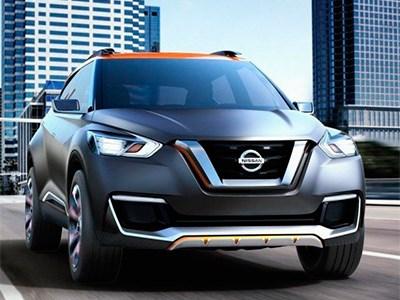 Nissan готовт к презентации новый бюджетный кроссовер на базе концепта Kicks