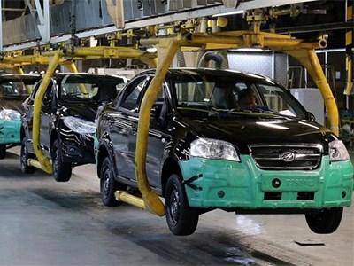 Производство автомобилей на Украине достигло очередного антирекорда