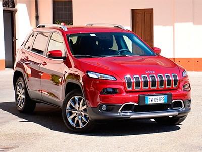 Дизельный Jeep Cherokee уже доступен для заказа в России