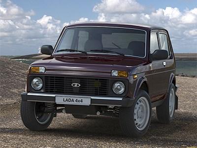 Lada 4х4 будет продаваться в Европе