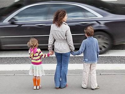 Камеры фиксации будут следить за тем, пропускают ли автомобилисты пешеходов
